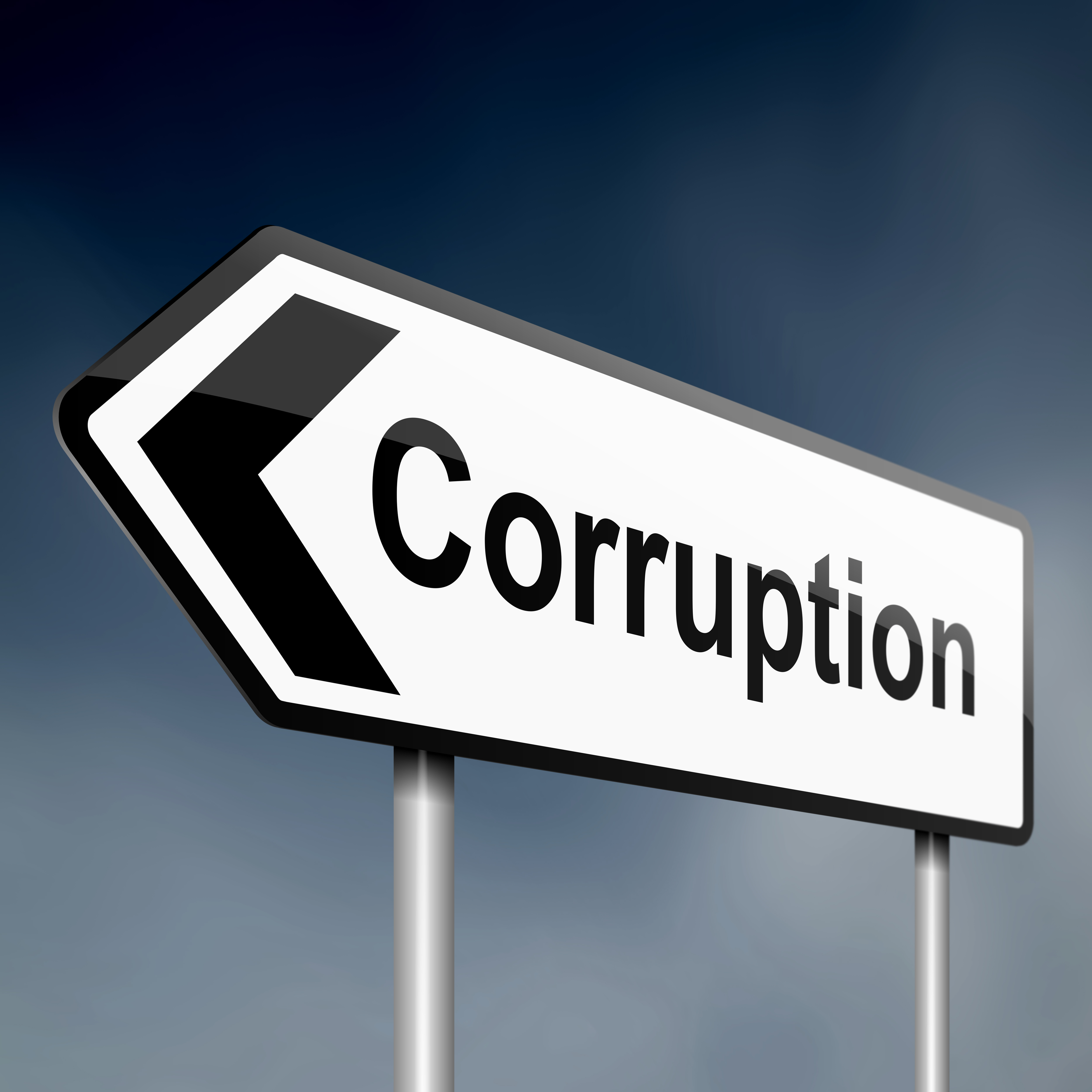 Corruption is hard to end because it makes our lives easier