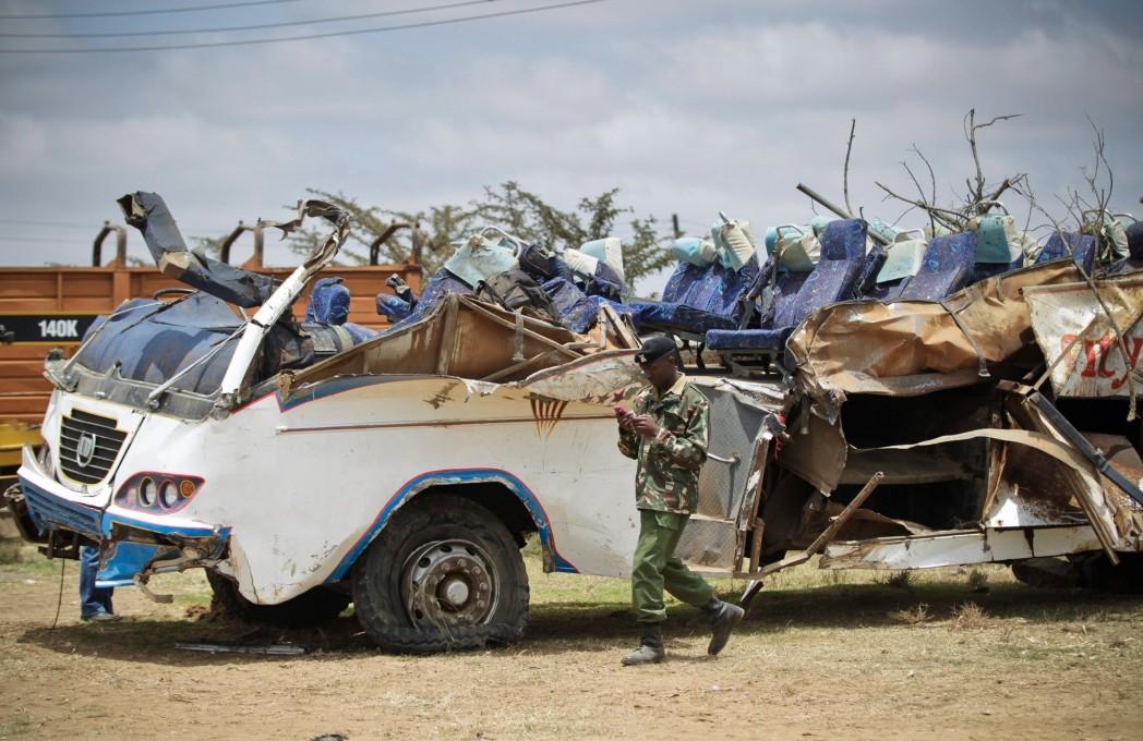 If Kenyan roads could talk!