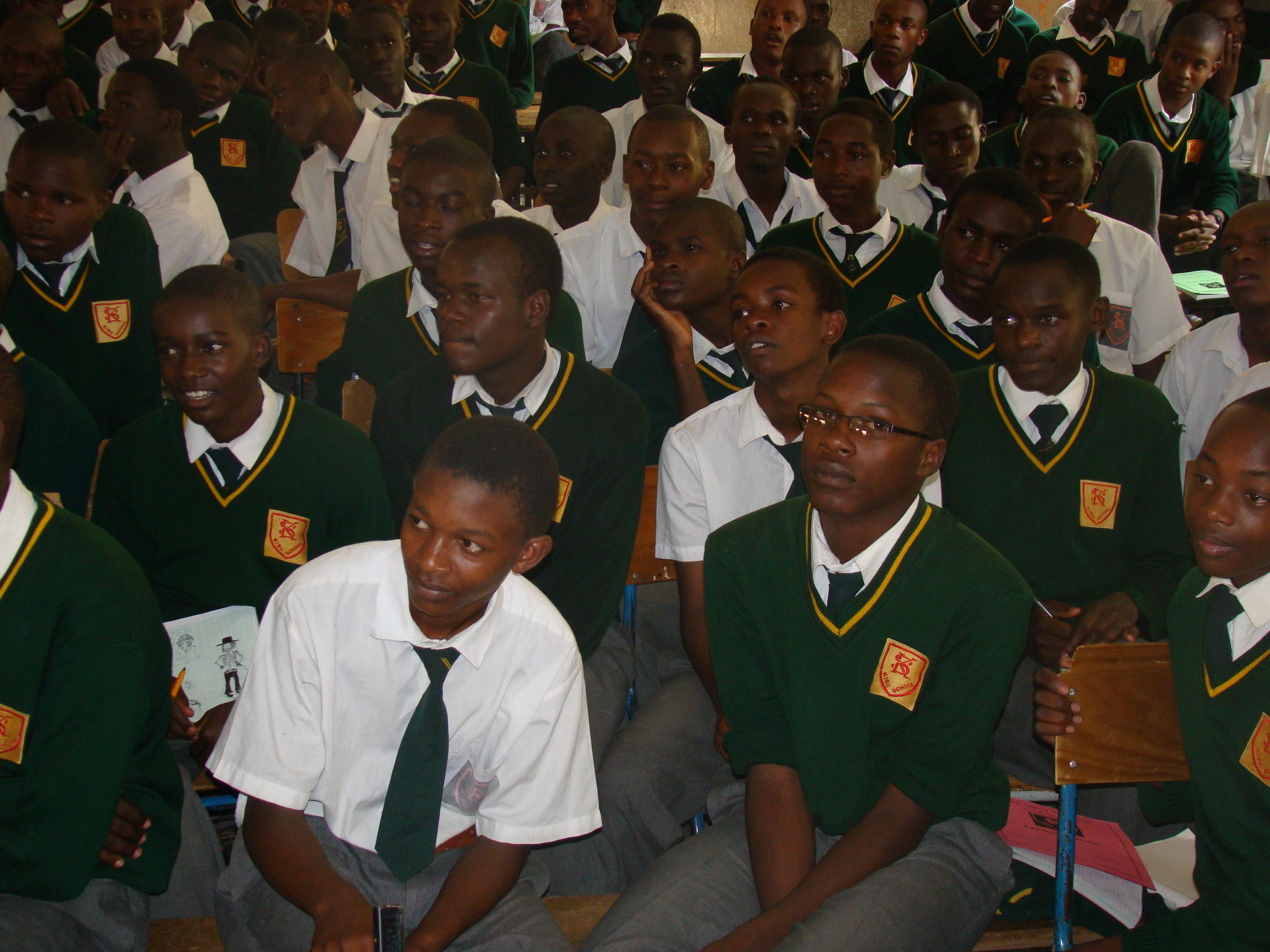 Kisii County Schools get Free Internet from Airtel