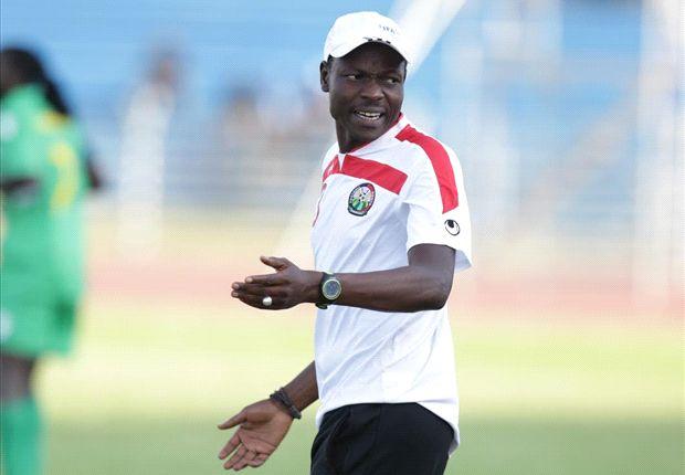 Harambee stars Head Coach, Stanley Okumbi