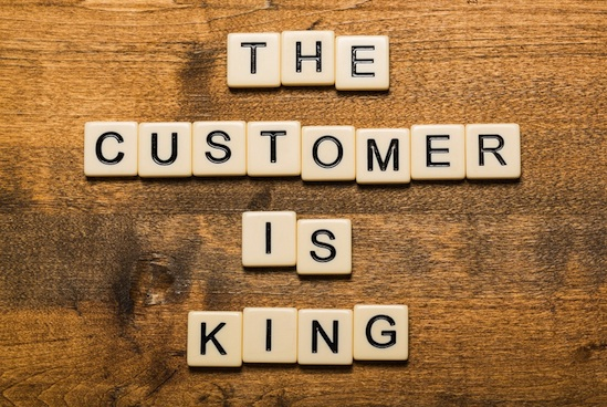 customer is the king in competitive Posts about competitors analysis written by bingyingzhang burger war big mac vs whooper food qualities and customer services regarding burger king that would present a competitive advantage if introduced into the market.