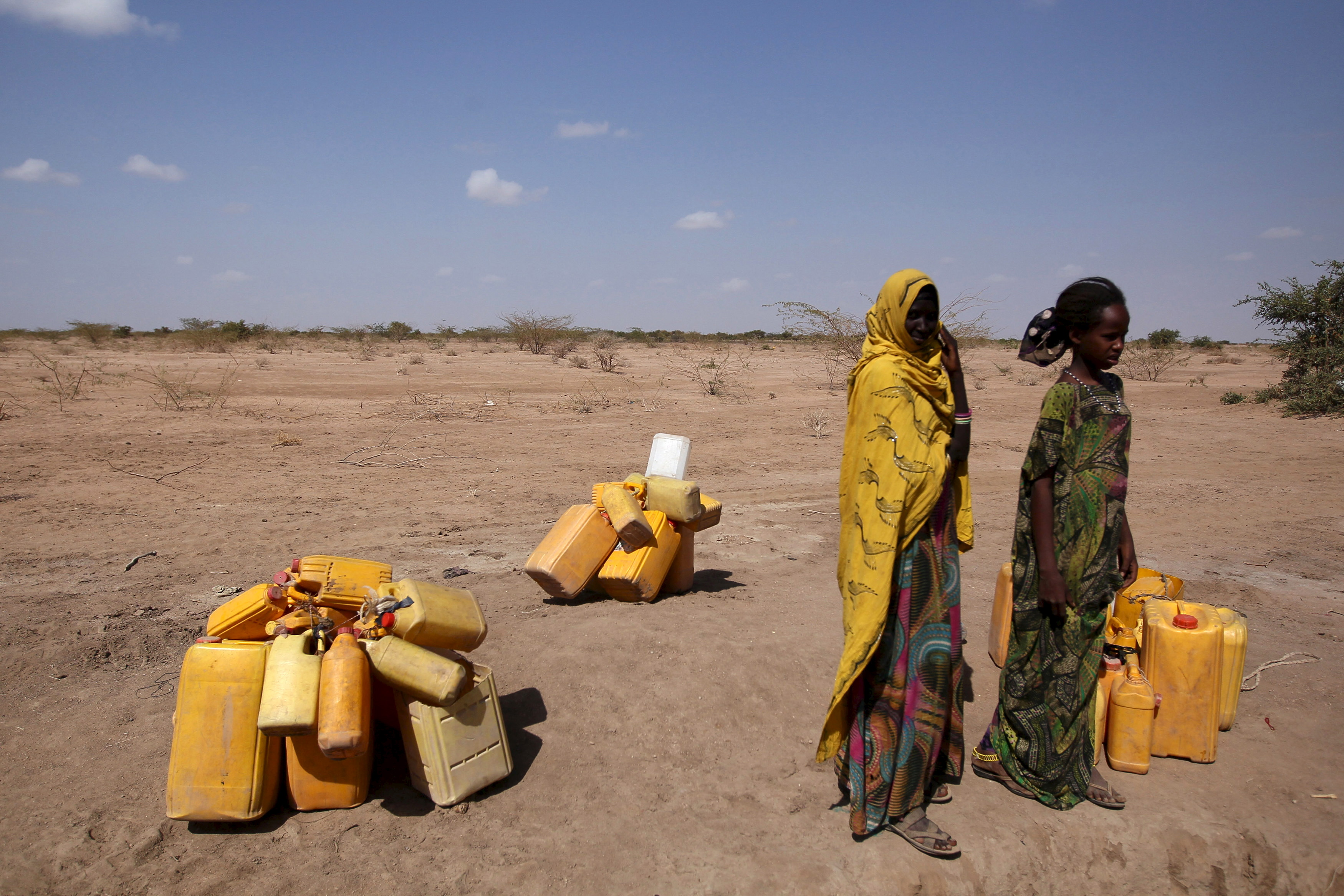 Regional partnership, governments to address water crisis in Laikipia