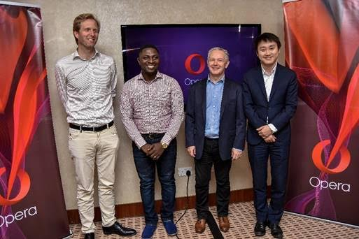 Opera invests $100 million to grow African digital economy