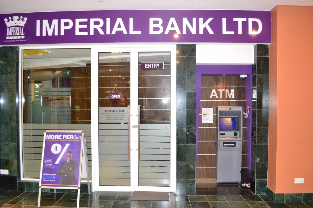 Image result for Imperial Bank