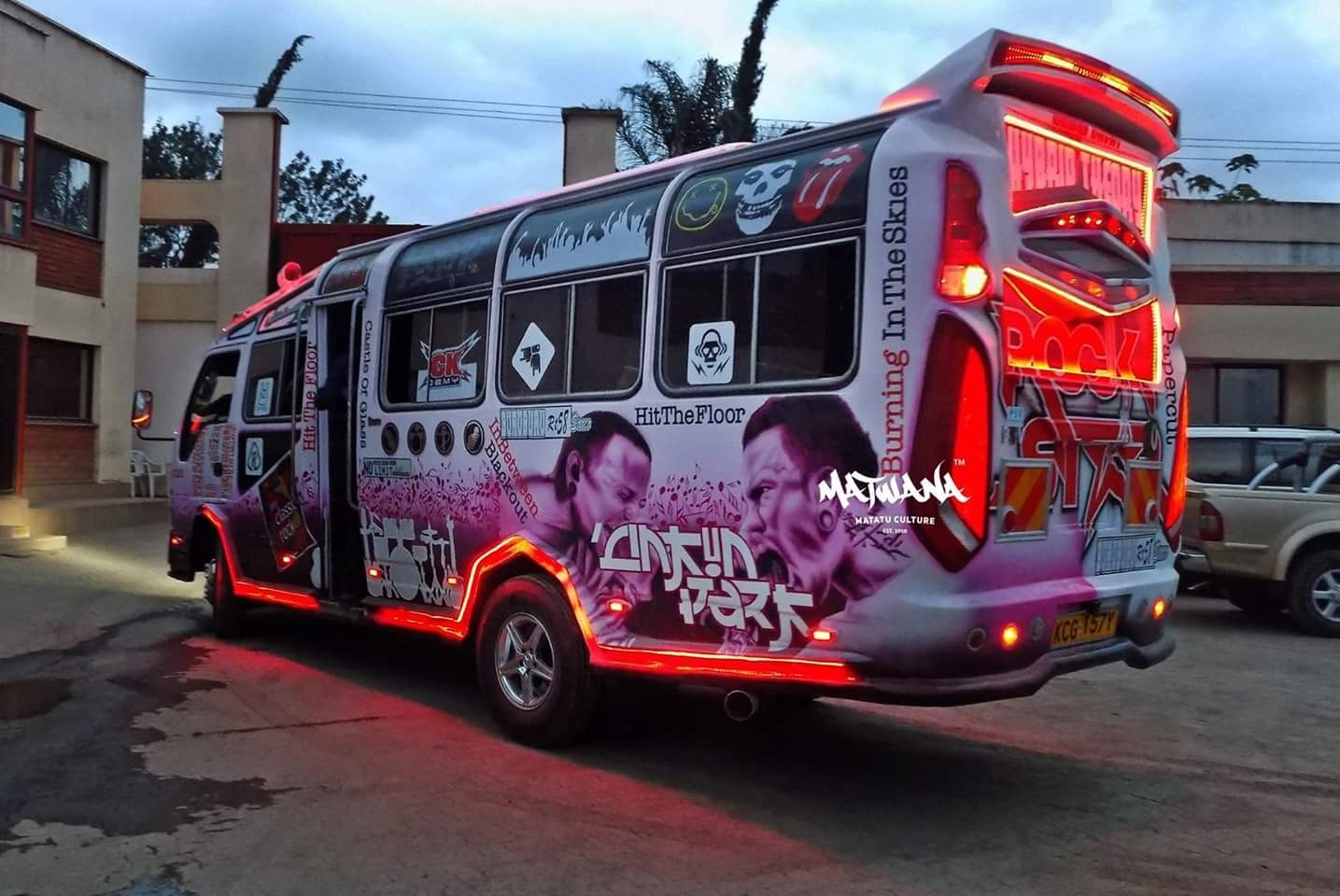 An investment, cartel and a heritage – the Matatu industry