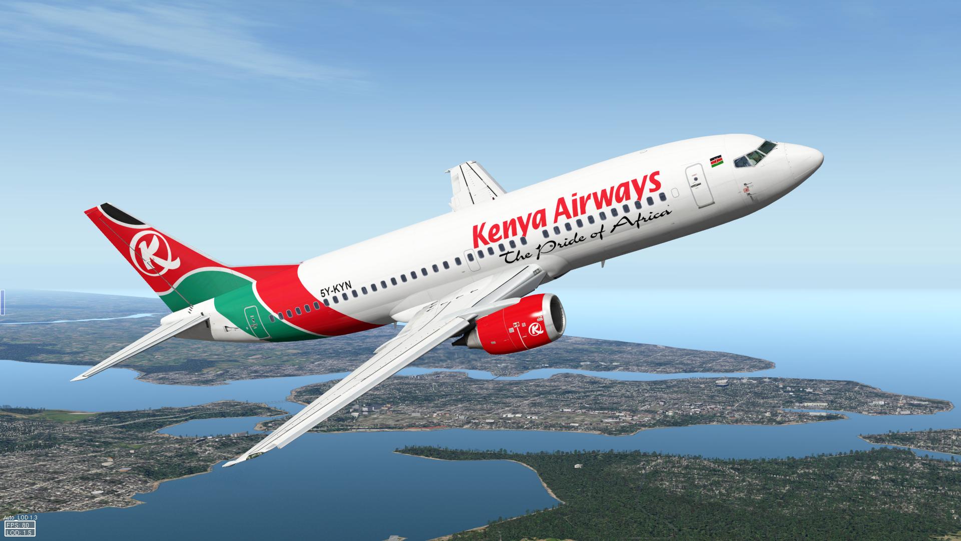 Take Off To Usa Amid Sh6 Billion Loss For Kenya Airways