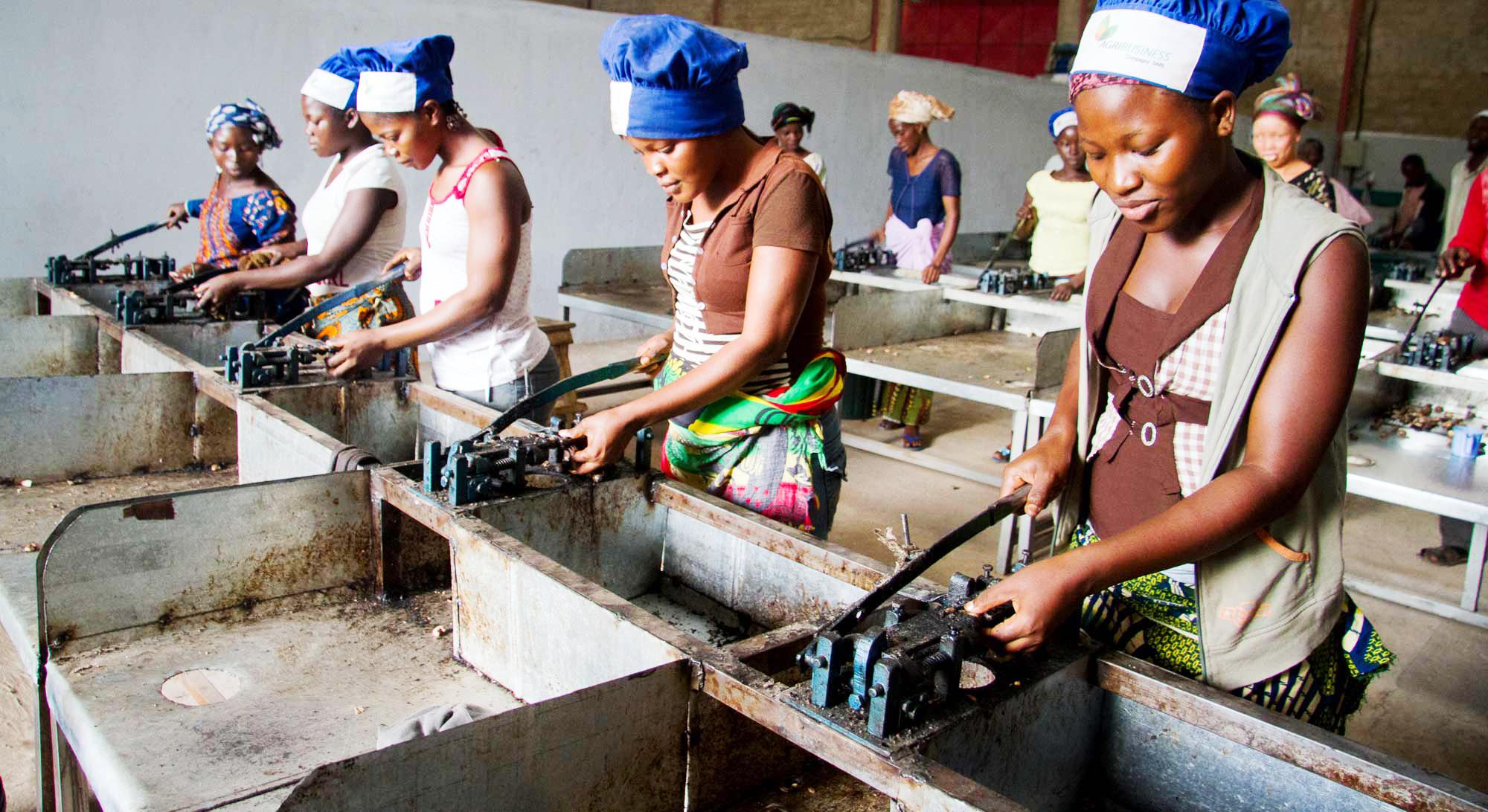 China has Kenya's nascent manufacturing base on its knees