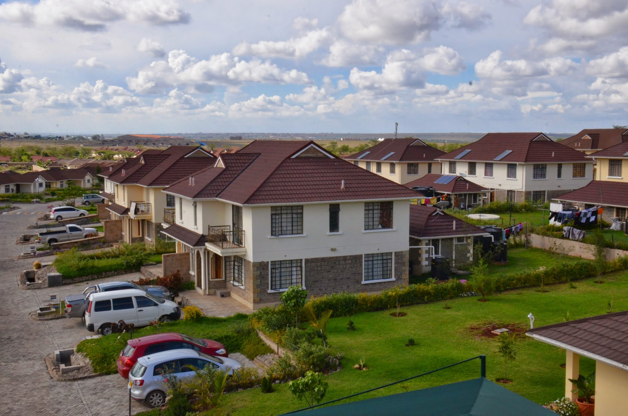 Investors continue to cash in on the real estate sector in kenya driven by i the huge housing deficit ii high returns which came in at 24 3 as of
