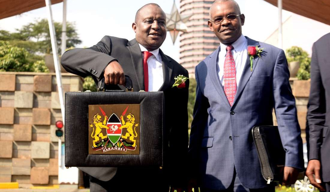 The long and short of Rotich's budget