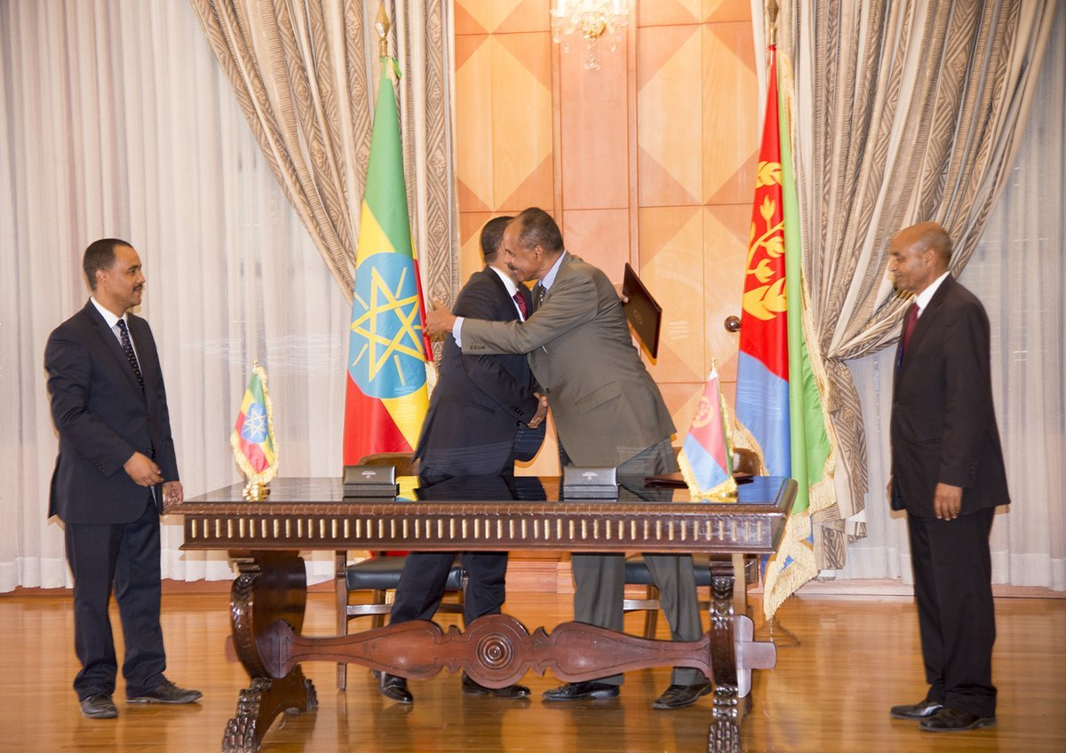How a handshake in  the horn of Africa has left Kenya clinging on the short end of the stick