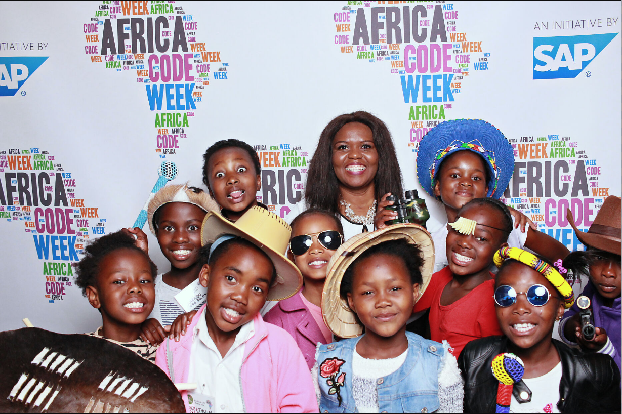 How Africa Code Week 2018 equipped young Africans with digital skills