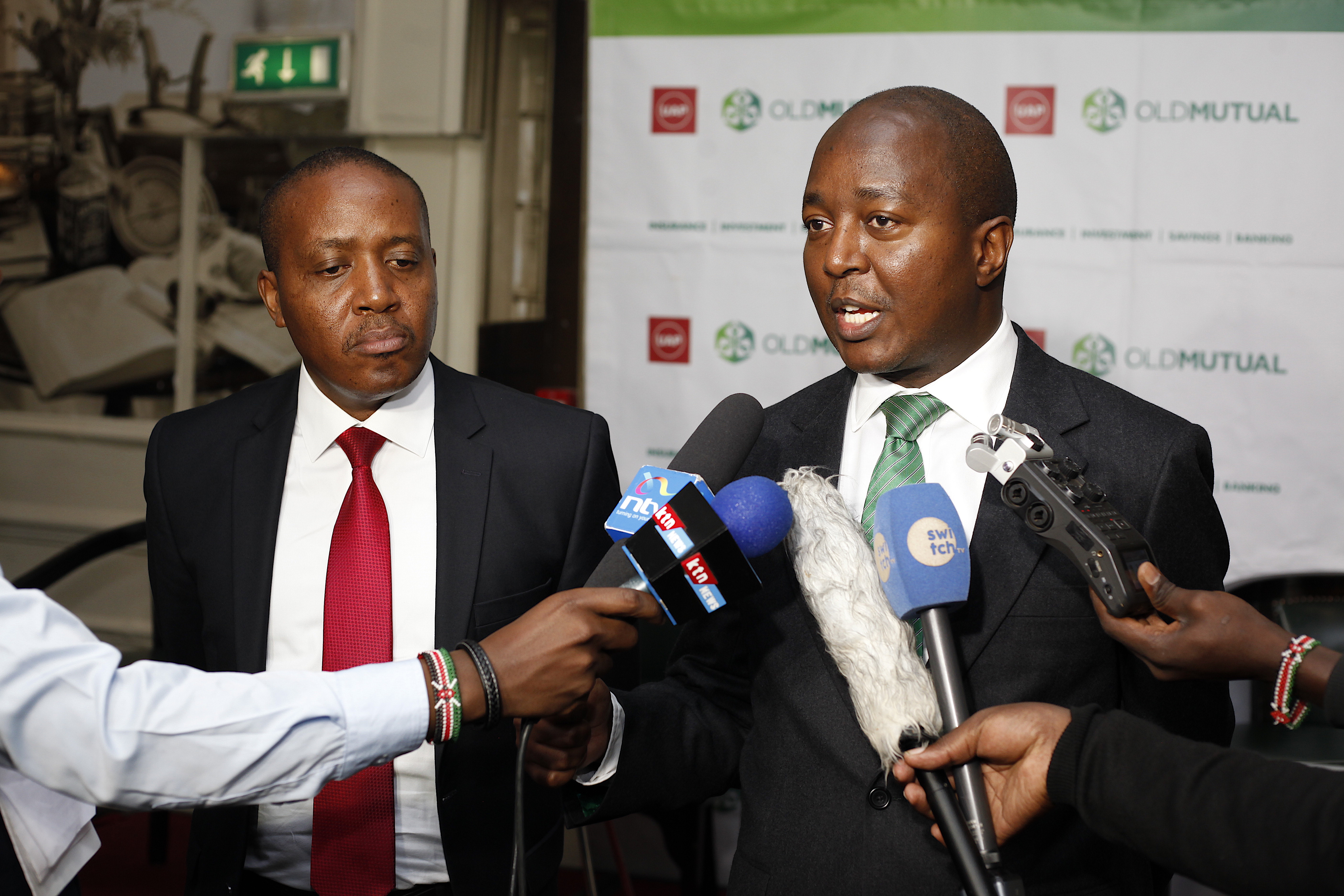 UAP banks on private and government securities for recovery