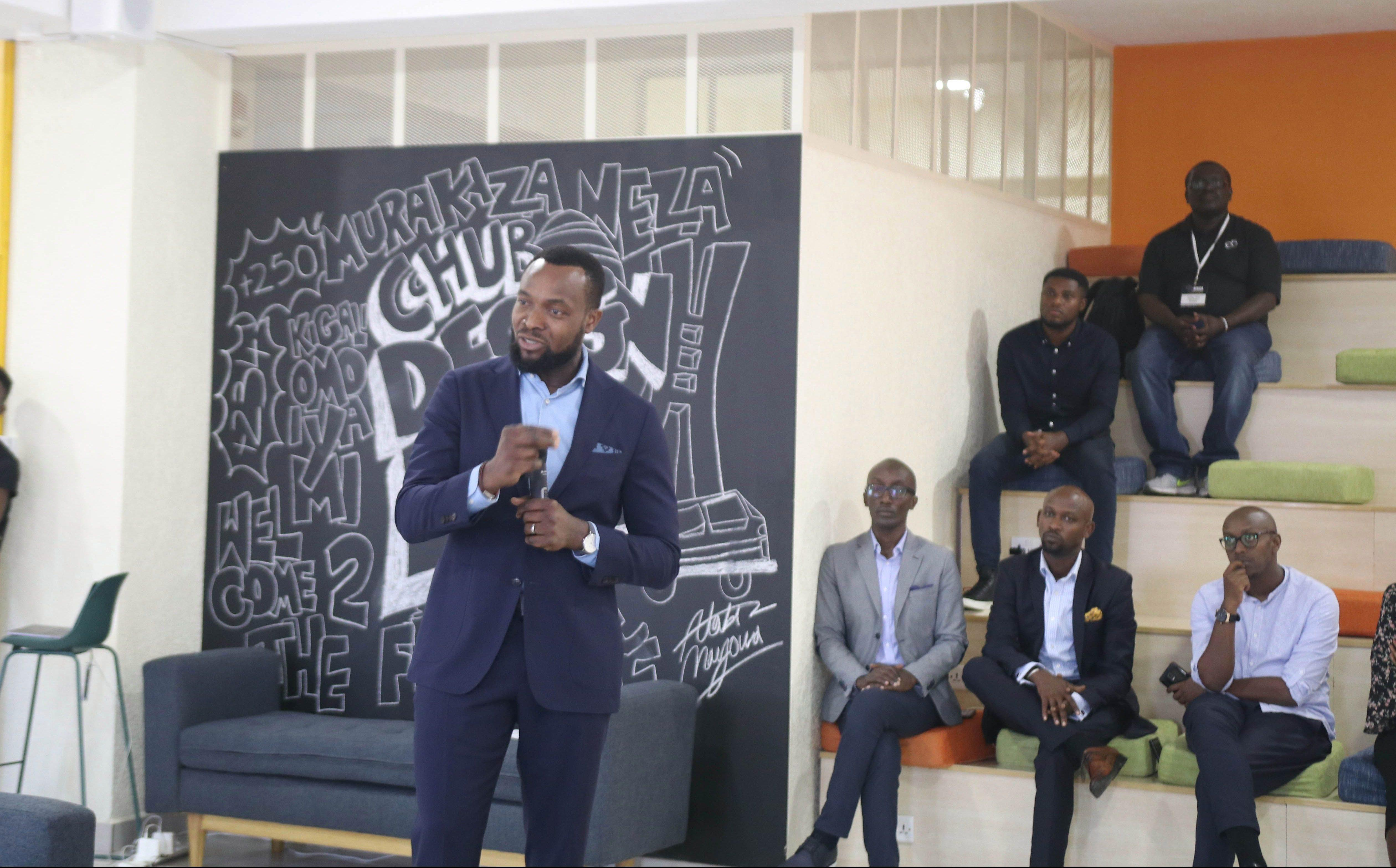 African tech hubs are starting to specialize and build a budding culture of innovation