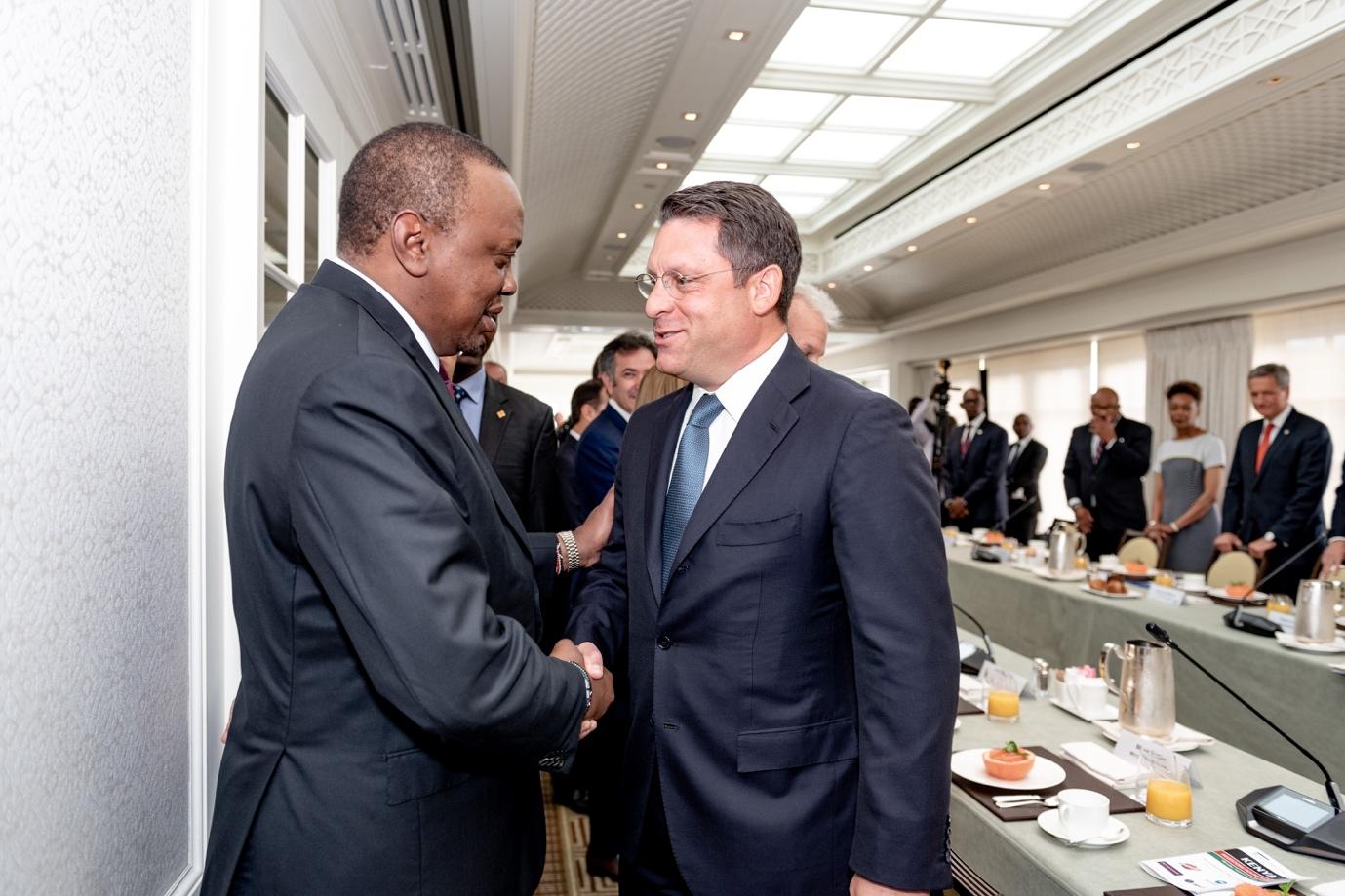 Tatu City shareholder appointed Trump adviser for Africa