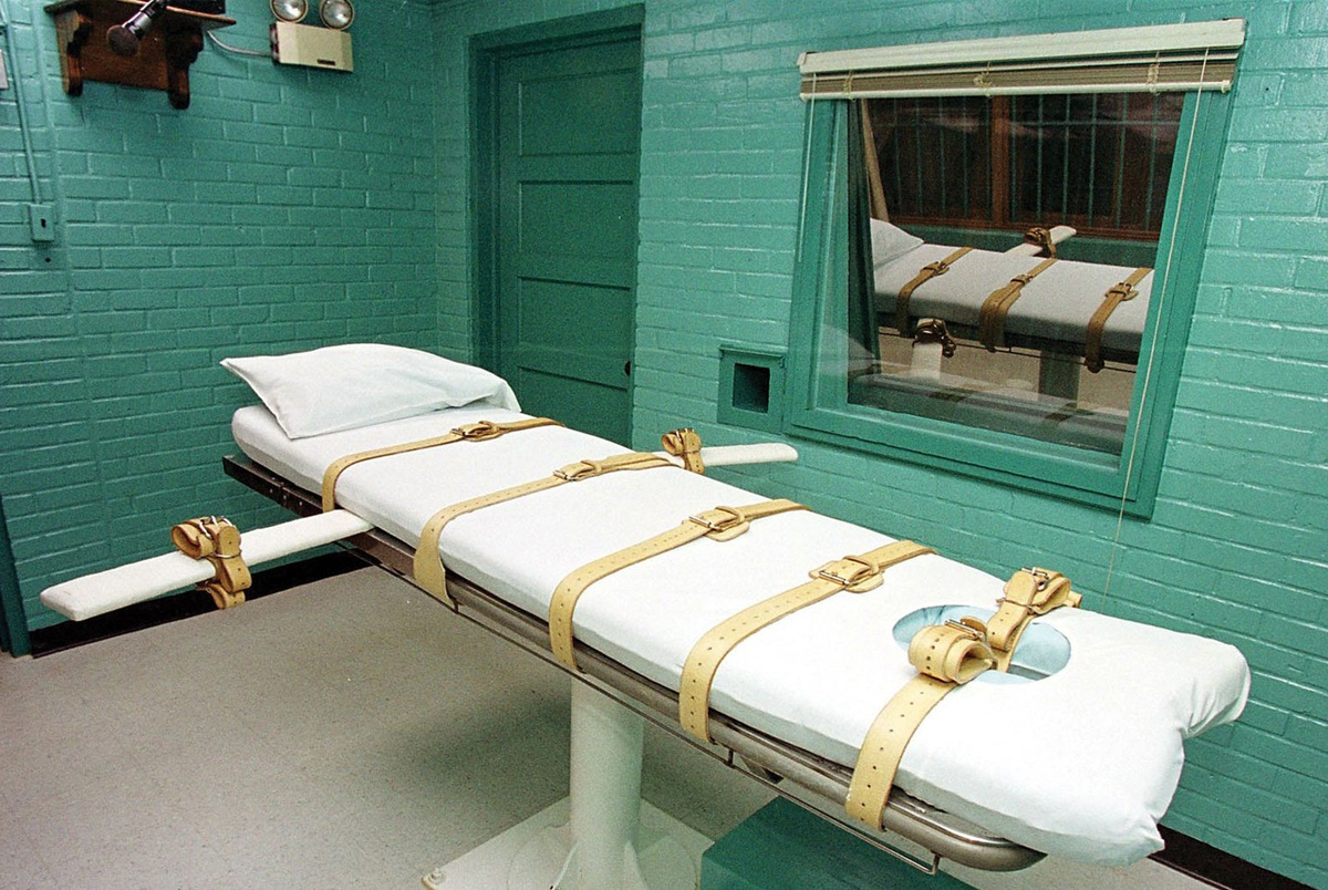 US government orders first federal executions since 2003