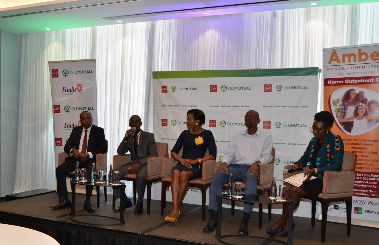 UAP Old Mutual bets on wellness mobile app