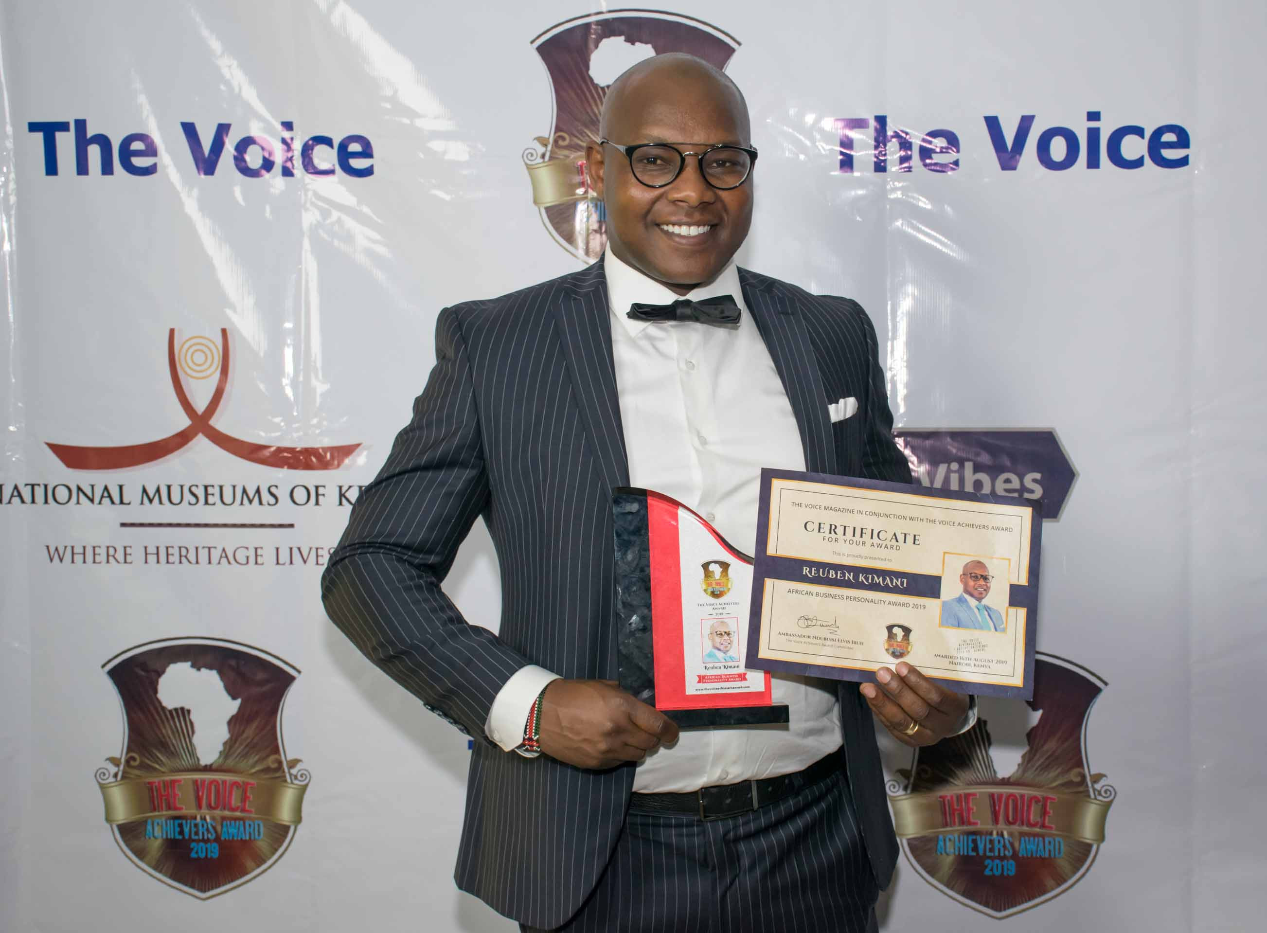 Username CEO crowned 2019 African Business Personality