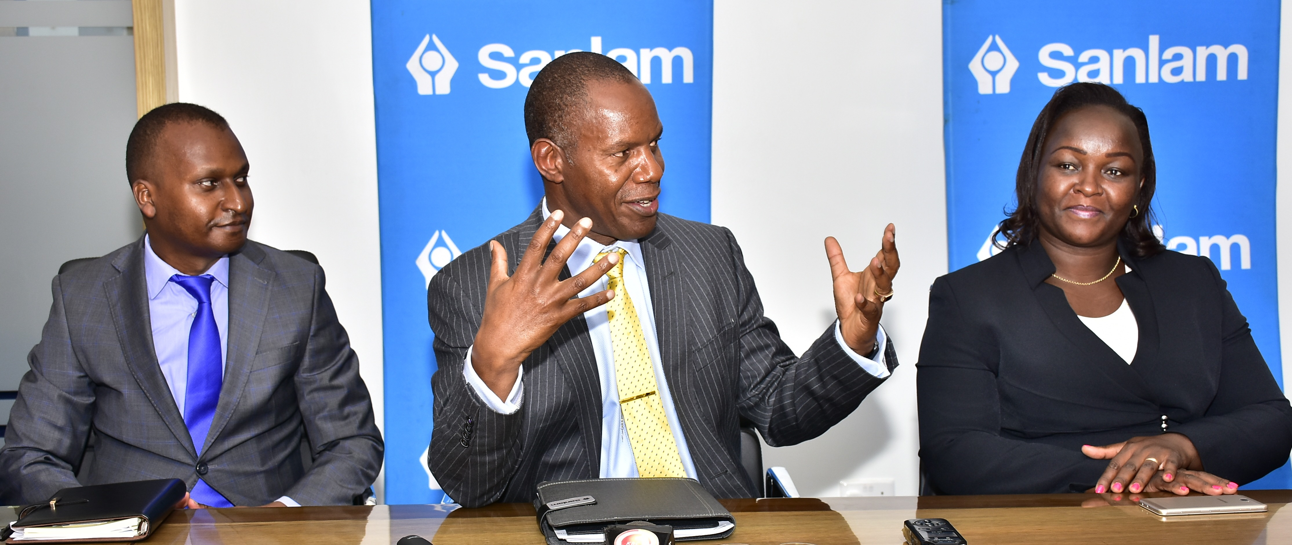 Sanlam Kenya bounces back