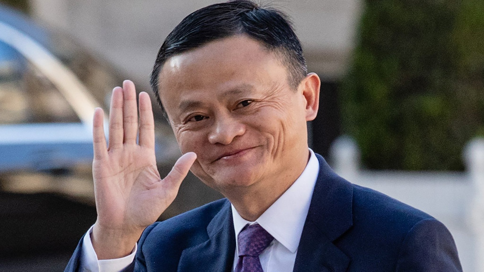 China's richest man steps down as chairman of Alibaba