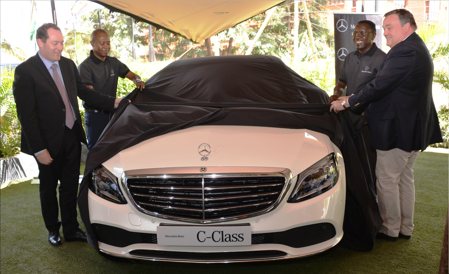 DT Dobie introduces Mercedes Benz C-Class 1500cc