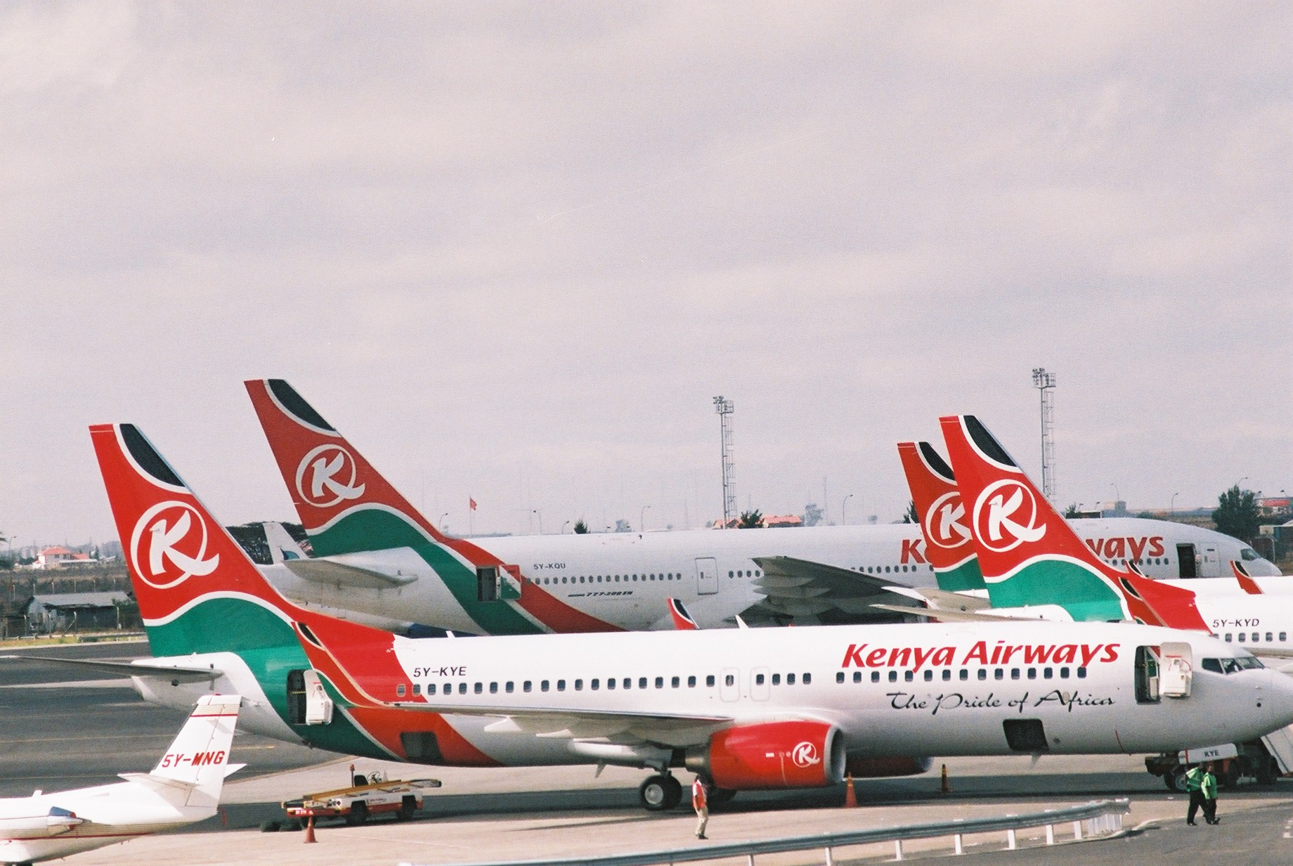 KAA aims at becoming the greenest airport in Africa
