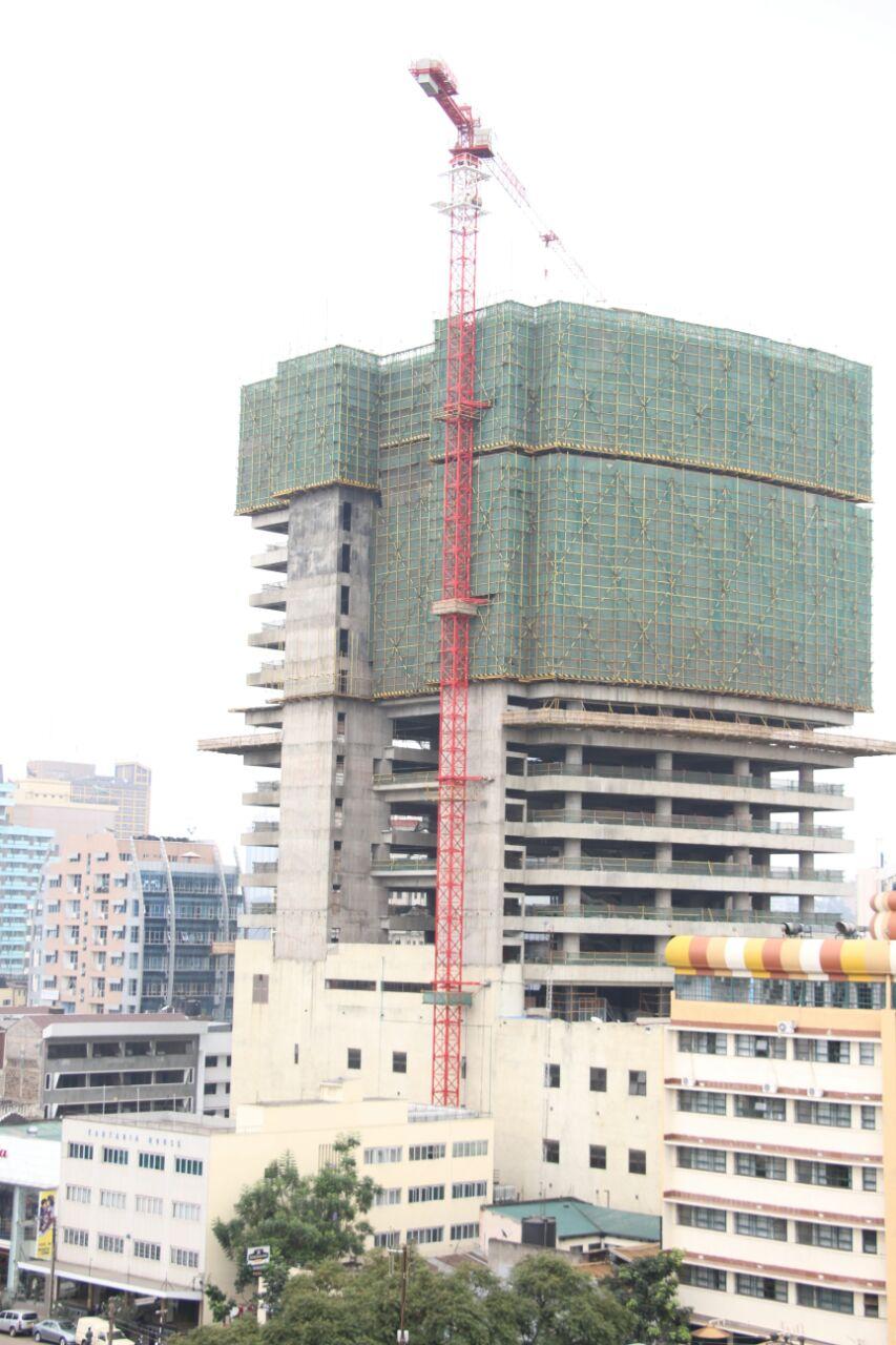 Controversy stalks Hazina Towers Construction
