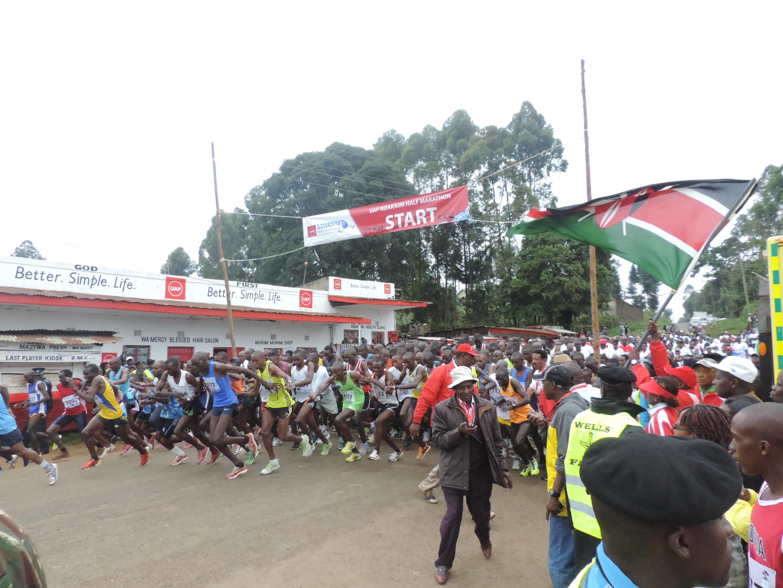 The Ndakaini half marathon: CSR is all about consistency