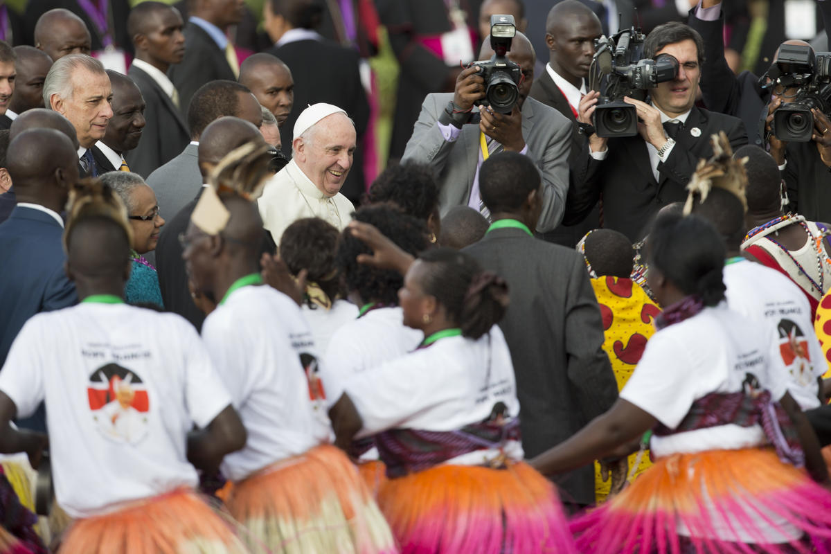The Gospel not Catechism: Pope's message to Kenya