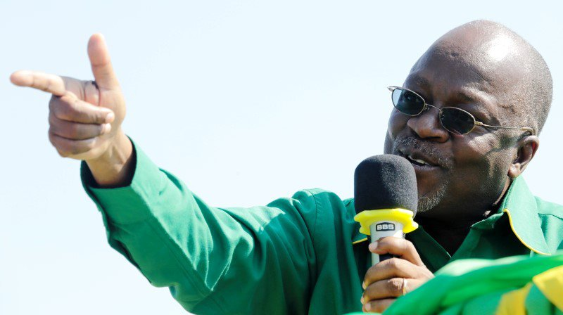 Go, Magufuli, go and fulfill Thamas Sankara's dream for Africa