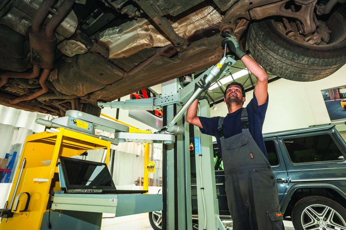 Structural repairs; why there is need for high-end garage