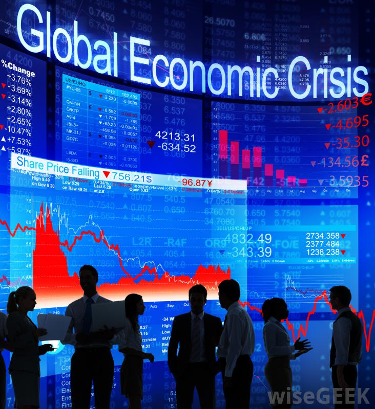 Global economy destined to fall again