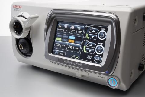 PENTAX Medical Launches OPTIVISTA-EPK-i7010 Video Processor