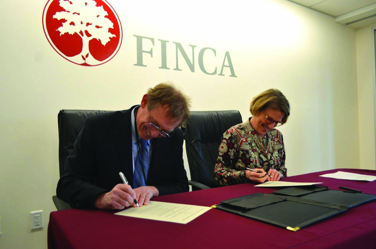 FINCA and First Access announce most sophisticated alternative credit-scoring approach