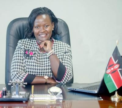 Ms Jacinta Nzioki Mbithi