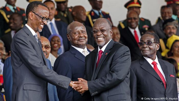 Tanzania oust Kenya in mega East Africa projects