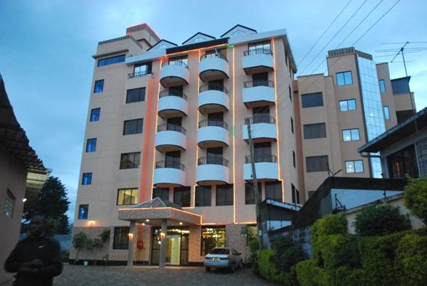 THE SUNSHINE HOTEL UPPER HILL, KERICHO