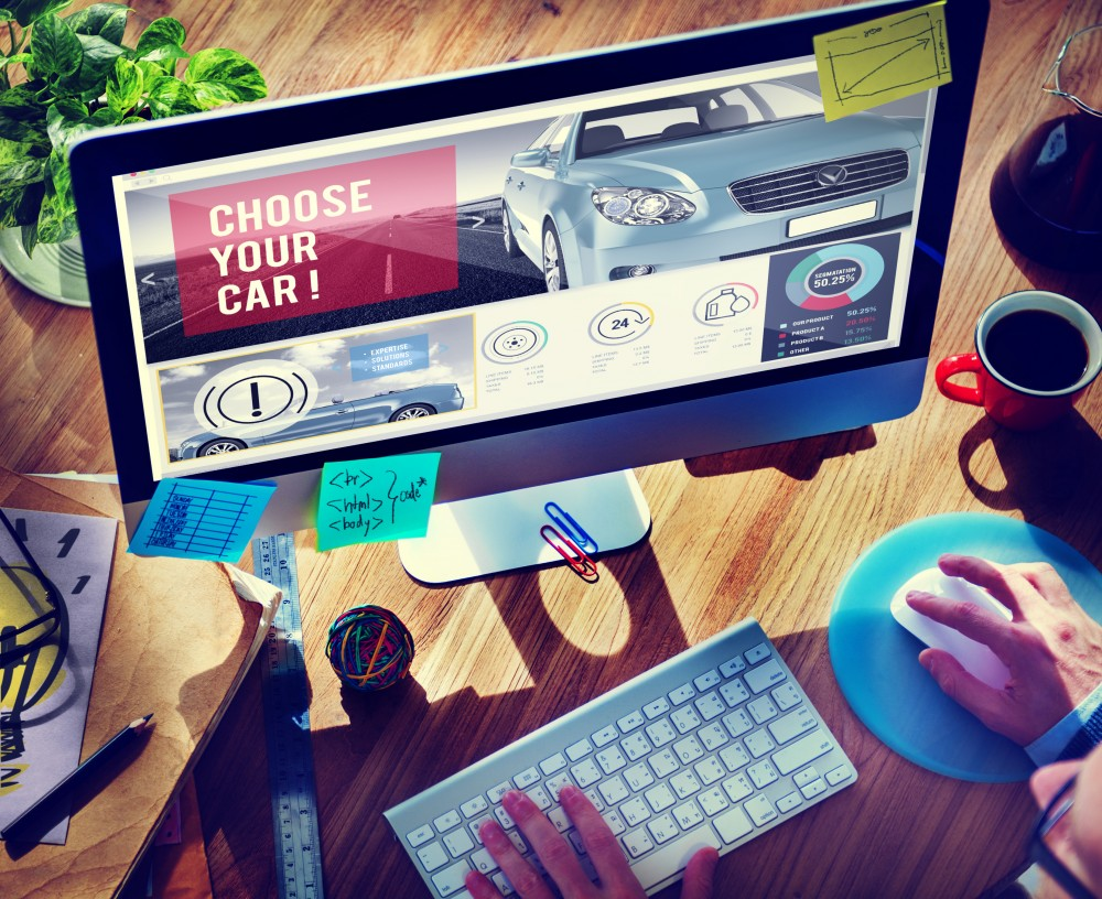 Top tips for buying a car online