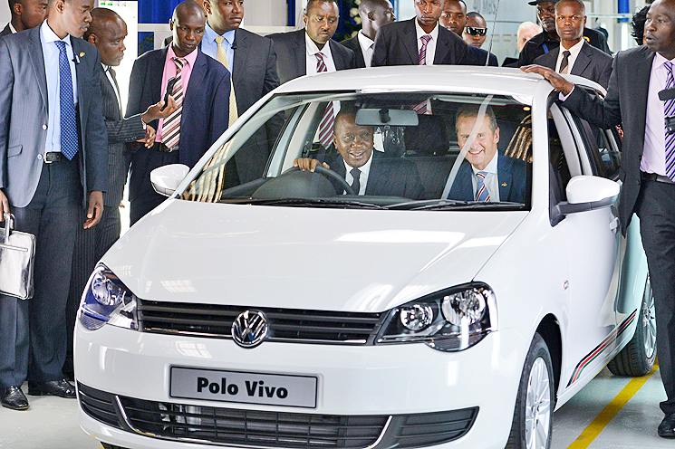 The Kenyan Automobile industry and lessons elsewhere