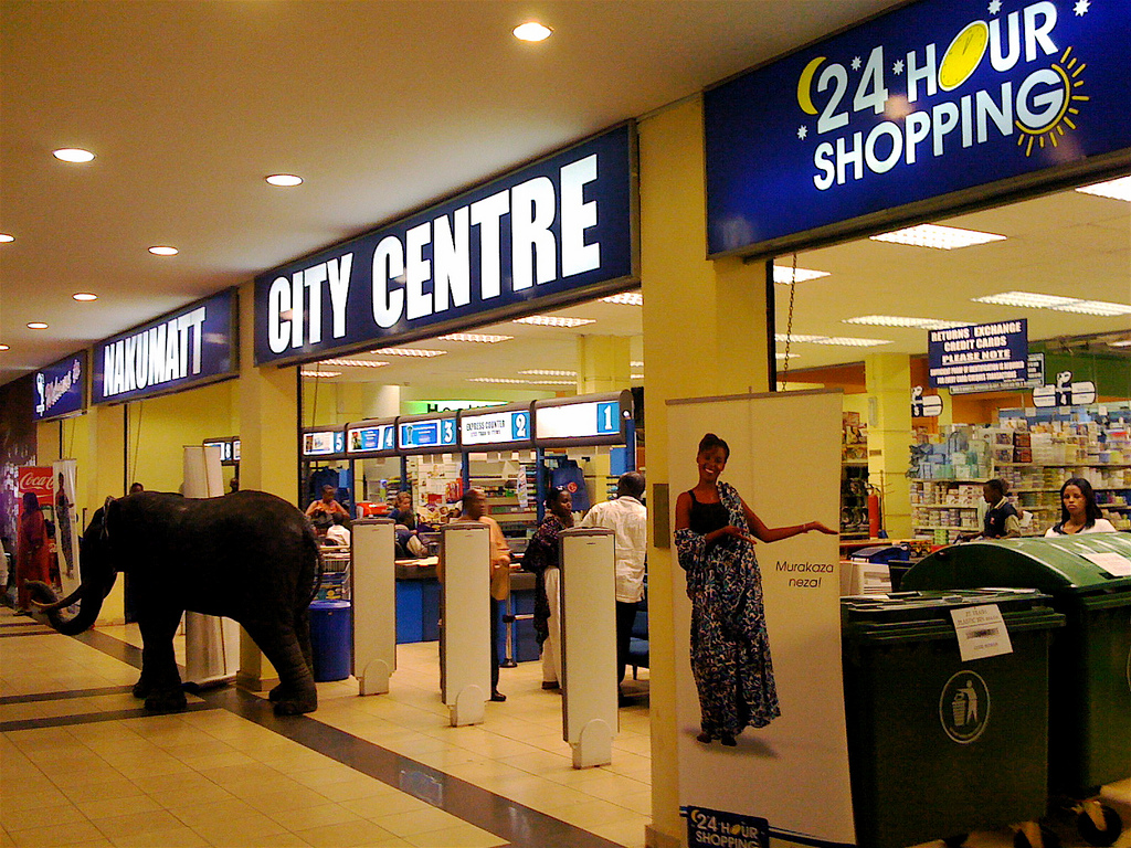 Nakumatt, the indomitable lions in retail hangs on the cliff