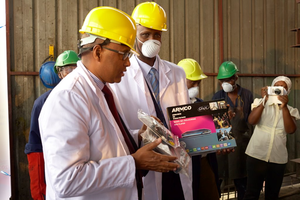 Anti-Counterfeit Agency destroys goods worth Sh 24M, pushes for stiffer penalties on IP rights infringement