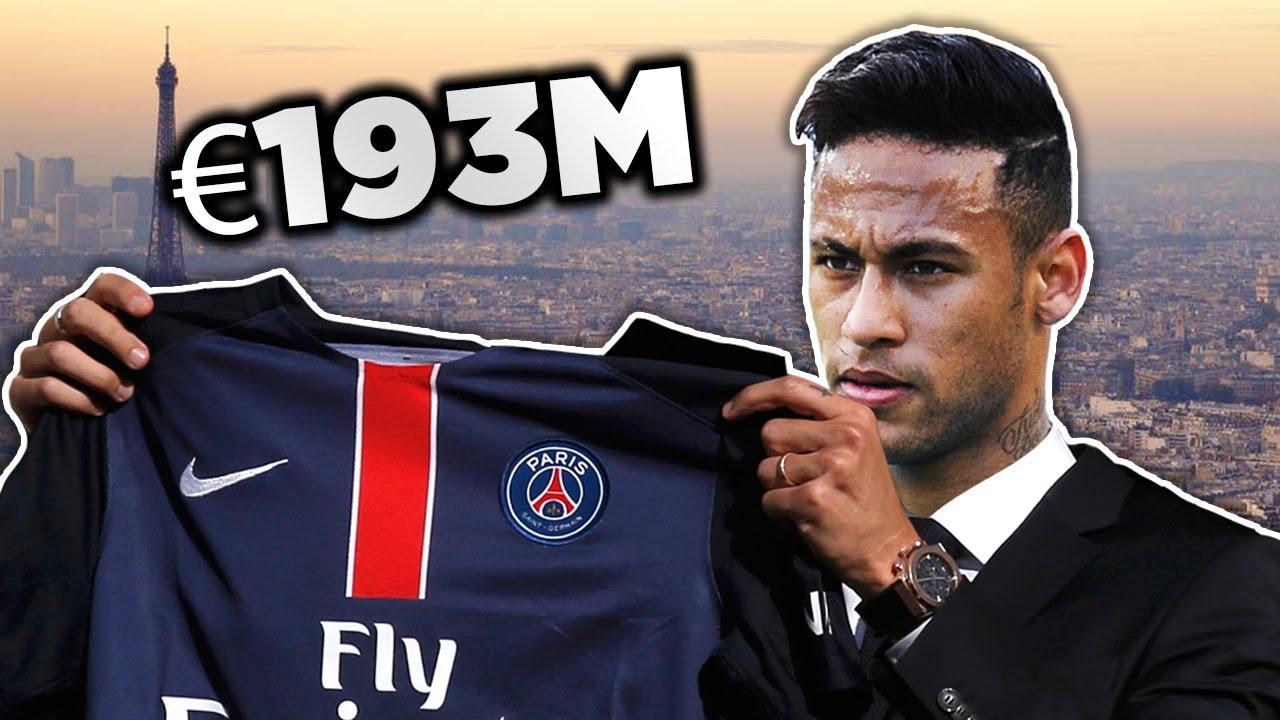 Forget Neymar's billions, most footballers live on the breadline