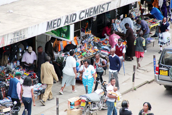 Is Mike Sonko justified in his dealings with hawkers?