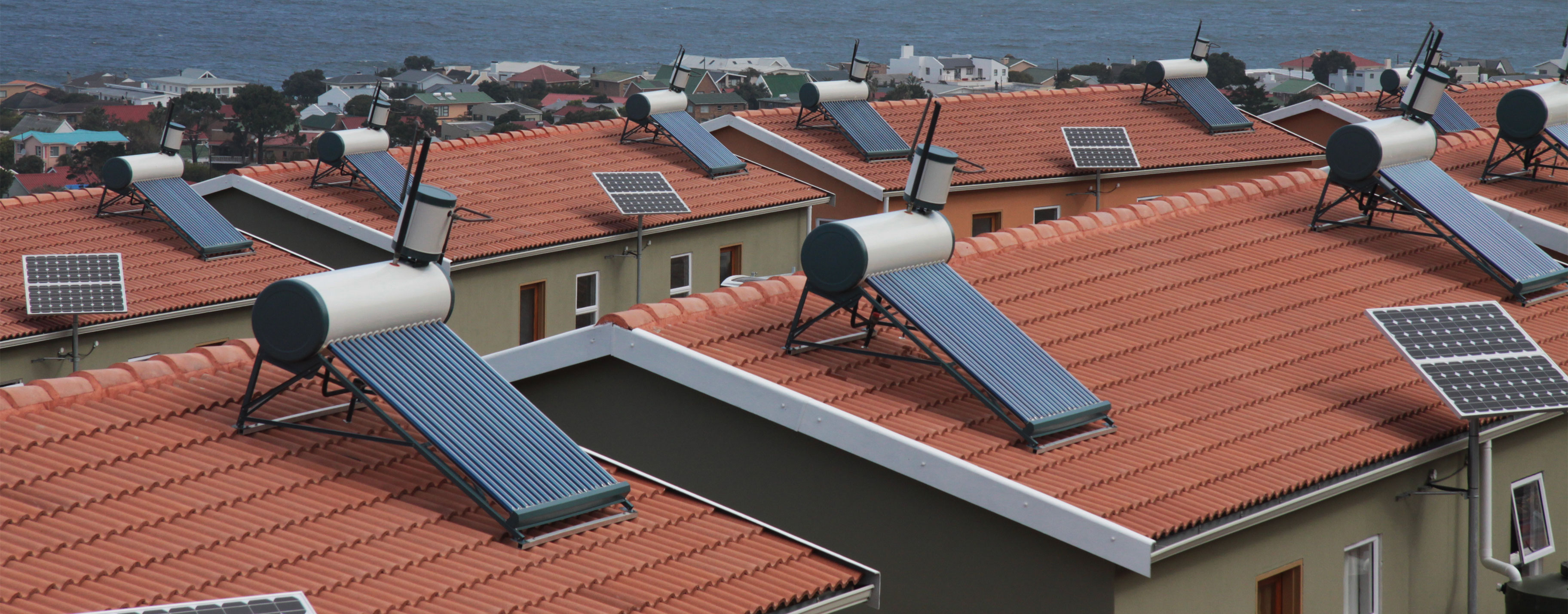 Solar water heating regulations take effect