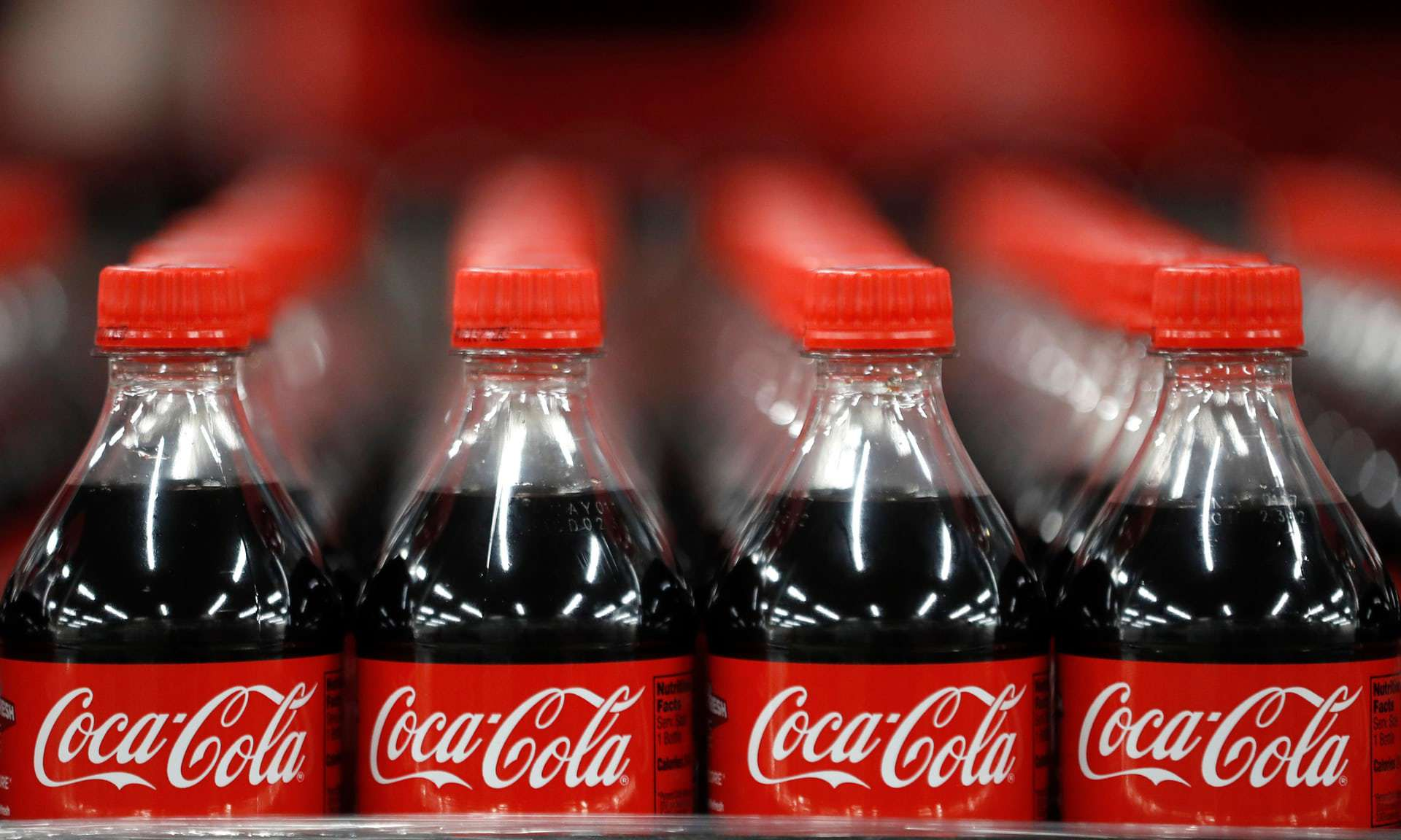 Coca-Cola in plans to help create a world without waste