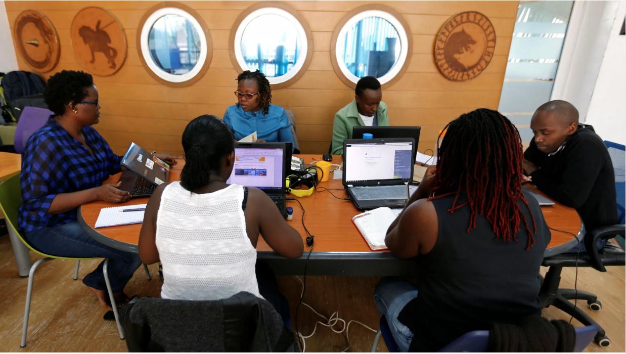 Startup venture funding jumped more than 50% last year as investors increasingly look towards Africa