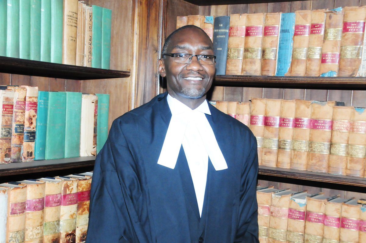 Justice Onguto: Gifted counsel, budding scholar and first-rate jurist