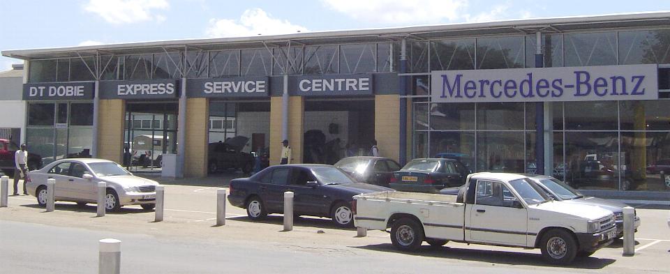 DT Dobie opens shop on Lusaka Road