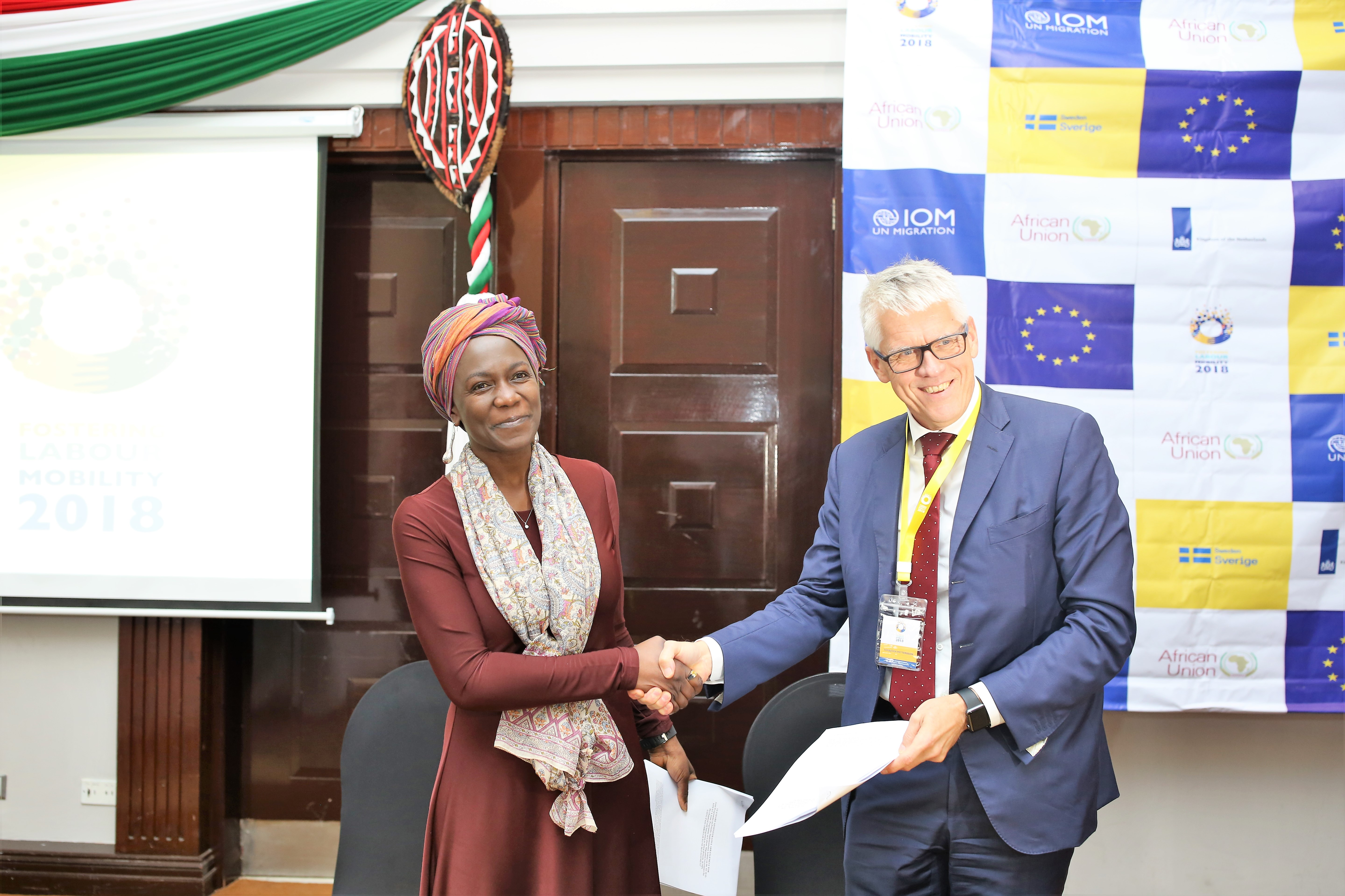 Fostering labour mobility within and from Africa