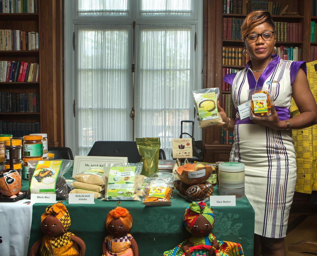 African women entrepreneurs share big dreams
