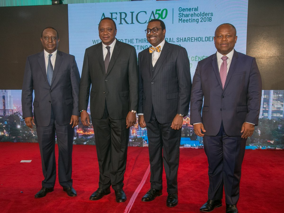 Kenya increases investment in Africa50